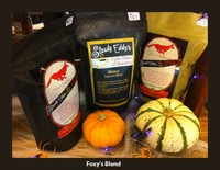 Foxy's Fall Blend by Steady Eddys
