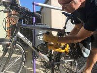 DBC's Bike Theft Abatement Program